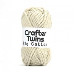 Big Cotton beige