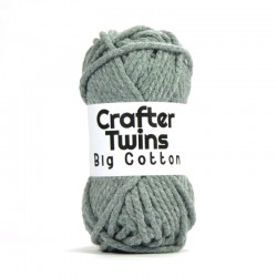 Big Cotton gris verdoso...