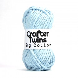 Big Cotton azul cielo