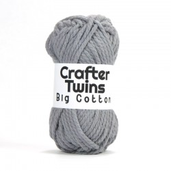 Big Cotton gris claro