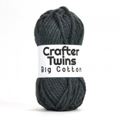Big Cotton gris oscuro