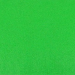 Green craft felt - 20x90cm