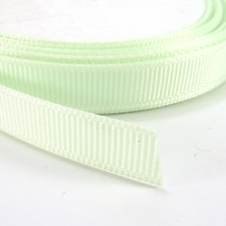 Cinta Grosgrain lisa 10mm - Verde claro