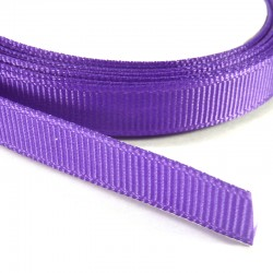 Cinta Grosgrain lisa 10mm - Lila
