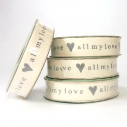 Vintage crafts - All my love