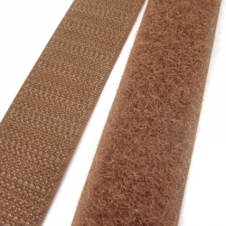 Velcro 20mm - Brown