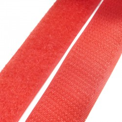 Velcro 20mm - Red