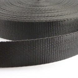Nylon black tape 30cm