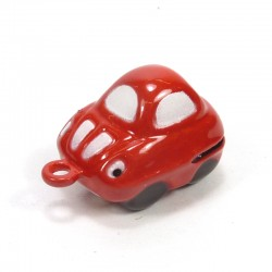Bell red car