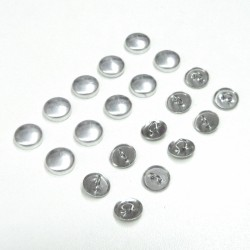 Buttons set 10 piece size 24 - 15mm
