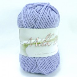 Wool Milk bebe - 16 Mallow