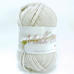 Wool Milk bebe - 13 Pearl