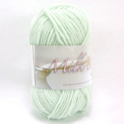 Wool Milk bebe - 06 Pastel green