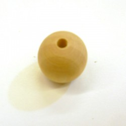 Wood Ball 17mm