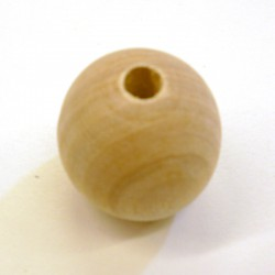Wood Ball 25mm