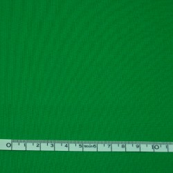 Dark green plain fabric - 50cm