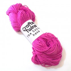 The Cotton hank Fuchsia