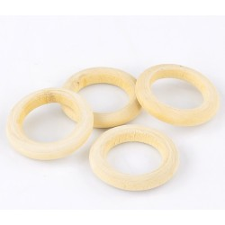 Wood ring 34mm 1unit