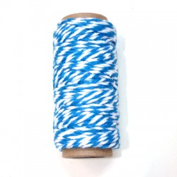 Bakers Twine Blue 10m roll