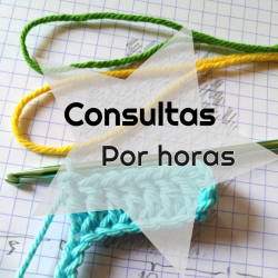 Crochet and amigurumi consulting workshop 1h
