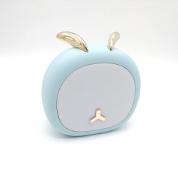 Blue rabbit nightlight