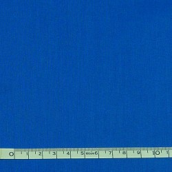 Blue plain fabric - 50cm