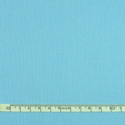 Light blue plain fabric - 50cm