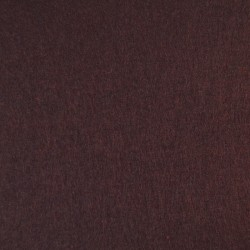 Dark brown wool thin felt - 50x160cm