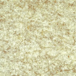Marbled light brown wool thin felt - 50x180cm
