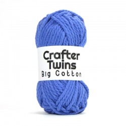Big Cotton blue