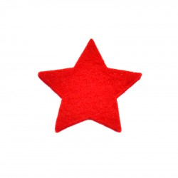 5 Medium Star - Red