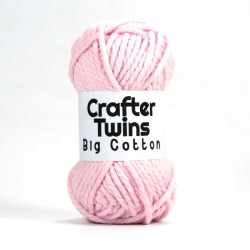 Big Cotton rosa claro