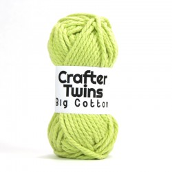 Big Cotton pistachio