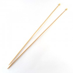 Bamboo knitting needles - 2mm
